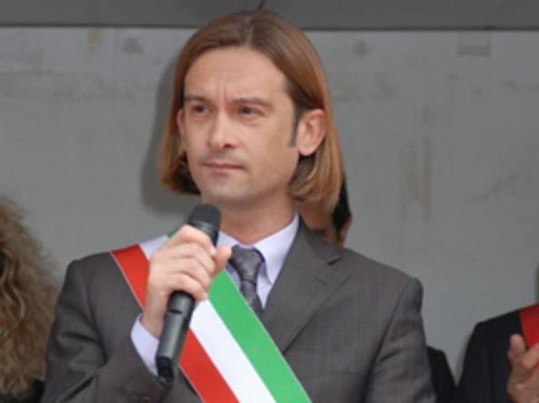 Il sindaco di Turbigo Christian Garavaglia