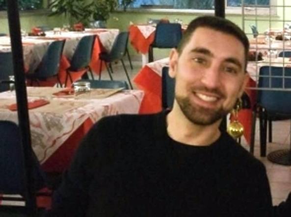 L'appuntato dei carabinieri Andrea Vizzi