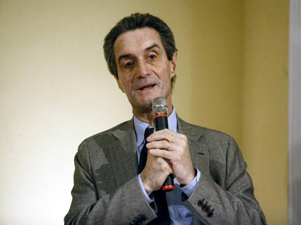 Attilio Fontana (LaPresse)