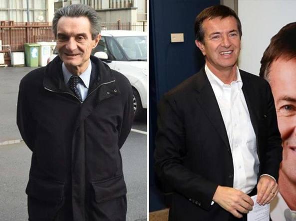 Un tranquillo lunedì di campagna elettorale: Gentiloni, Salvini, D'Alema, Berlusconi
