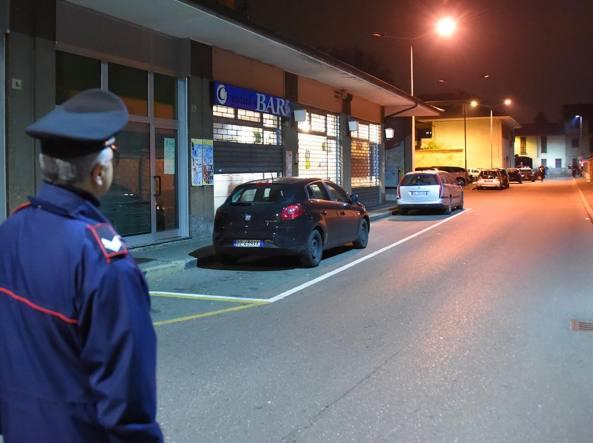 Milano agguato a colpi di pistola ferito per strada a for Borsani arredamenti busto garolfo
