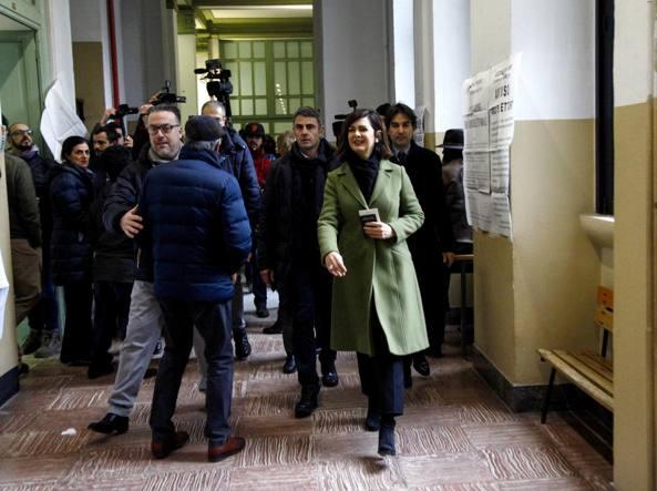 Elezioni 2018, lunghe file ai seggi a Latina