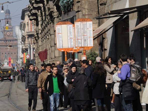 Blocco del traffico revocato per lo sciopero dei mezzi pubblici