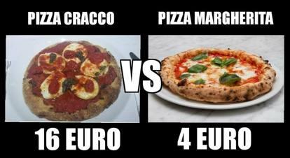 Risultati immagini per pizza cracco