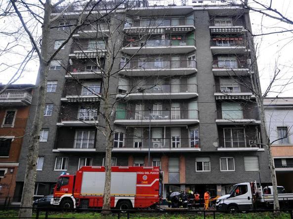 Milano, fuga di gas: evacuate 26 famiglie